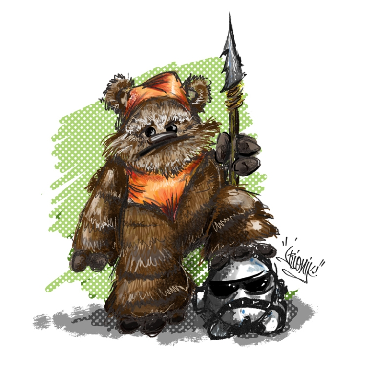ewok-by-irionik